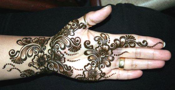 simple-indian-hand-mehndi-design-for-eid-black-mehandi 2