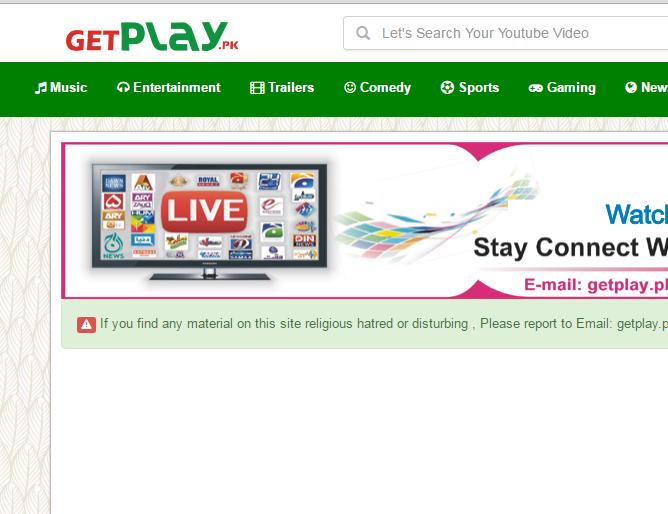 Getplay.pk