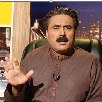 AFTAB IQBAL - Pakistani anchor