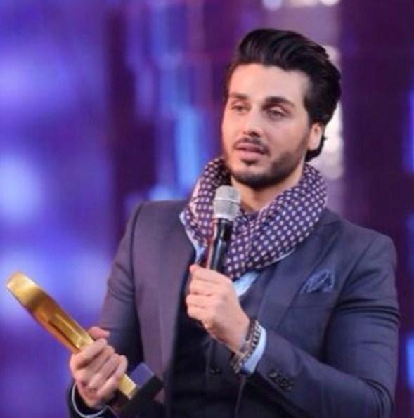 Ahsan Khan Pakistani Film Actor