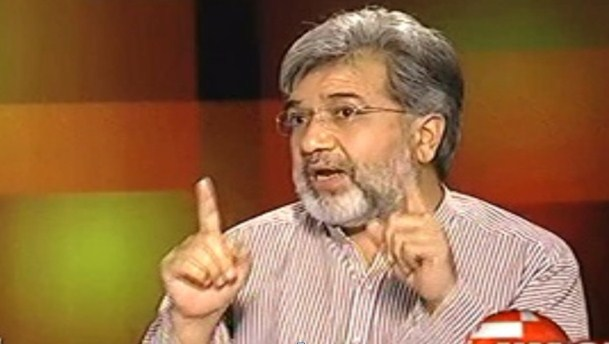 Ansar Abbasi - Pakistani anchor