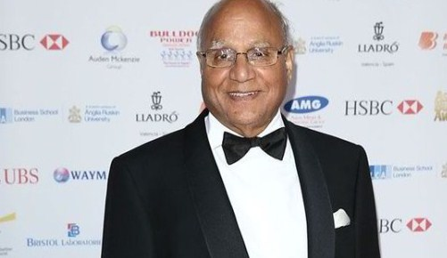 Anwar Pervaiz - Richest pakistani
