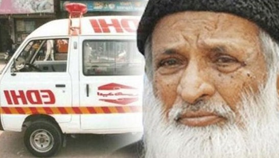 Eidhi Foundation - Top NGO in Pakistan