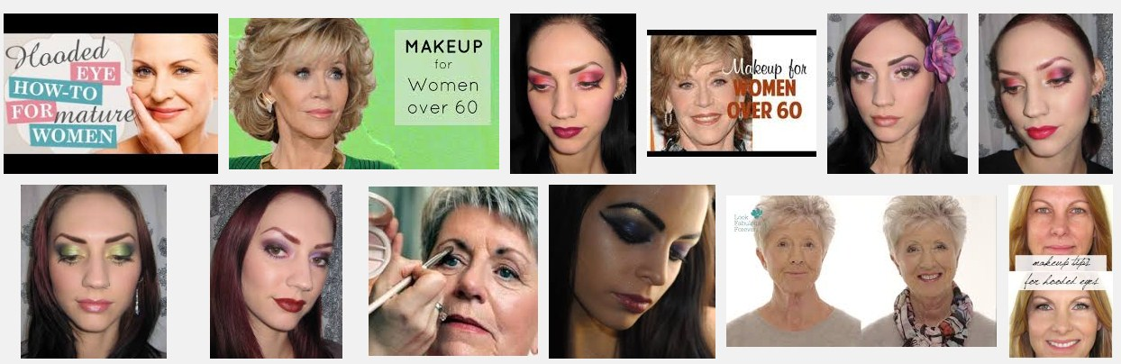 Amazing and Useful Eye Make Up Tips For Over 60