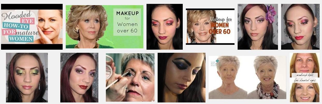 Amazing and Useful Eye Make Up Tips For Over 60