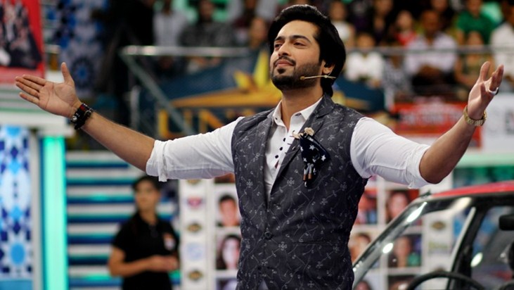 Fahad Mustafa Pakistani Film Actor
