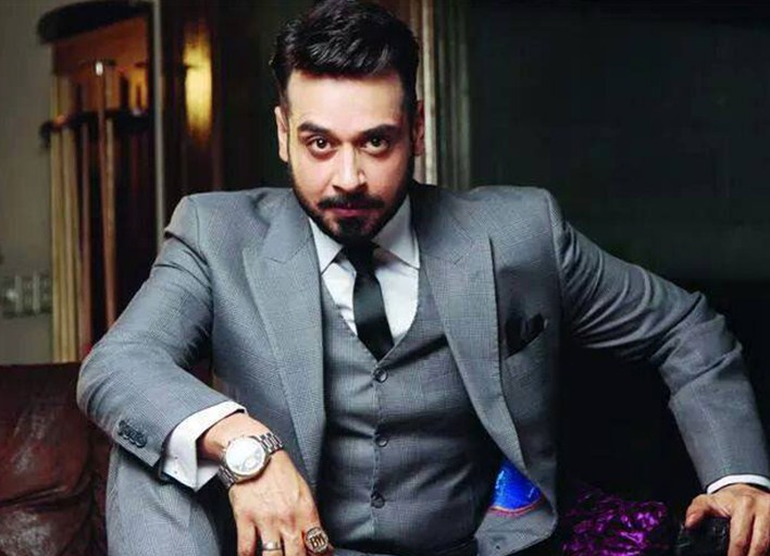 Faisal Qureshi Pakistani Film Actor