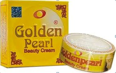 Golden Pearl Whitening Beauty Cream