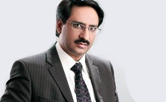 Javed Choudary - News Anchor