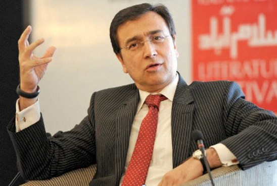 Moeed pirzada - News Anchor Pakistan