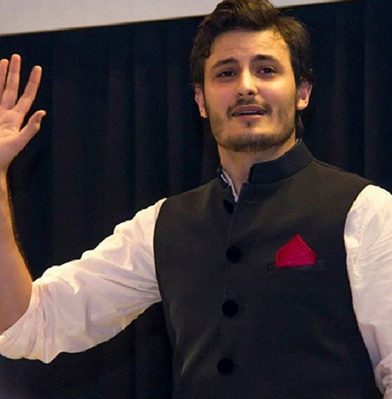 Osman Khalid Butt Pakistani Film Actor