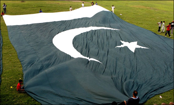 Pakistani Flag dp for Facebook 3