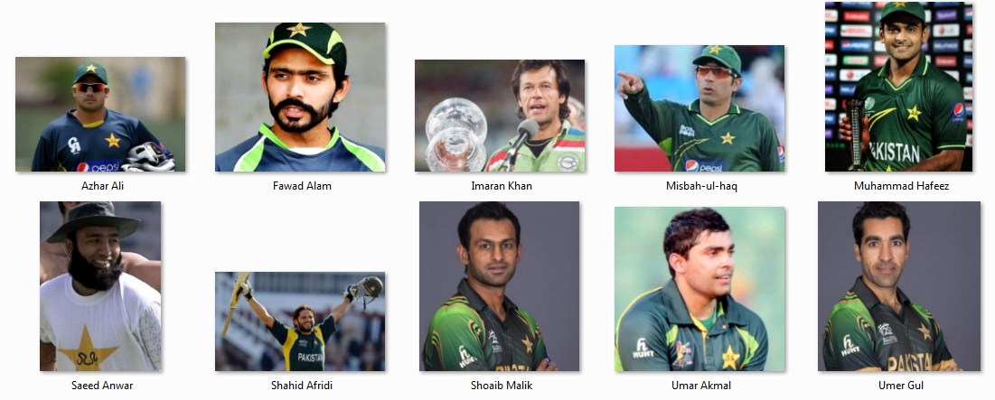 Top Ten Richest Pakistani Cricketers