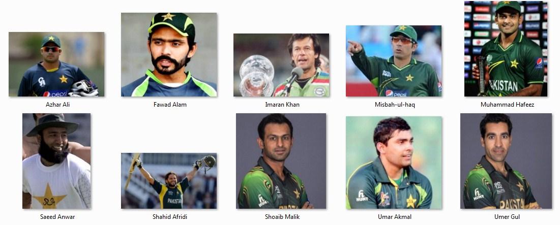 Top Ten Richest Pakistani Cricketers