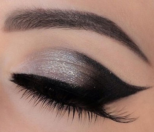 Smokey eye makeup 11