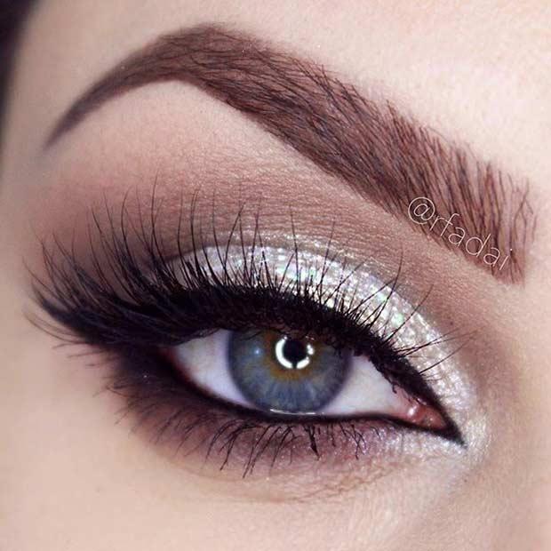 Smokey eye makeup 9