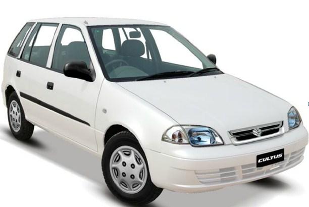 Suzuki Cultus - Top 10 Fastest Cars