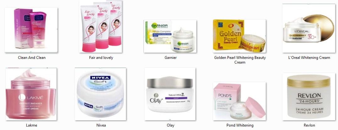 Top 10 Whitening Creams in Pakistan- Best Fairness Creams