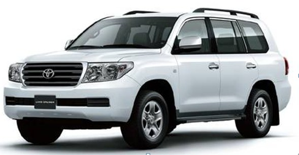 Toyota Land Cruiser Prado -