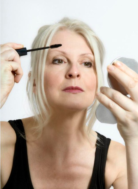 Makeup tips for over 65