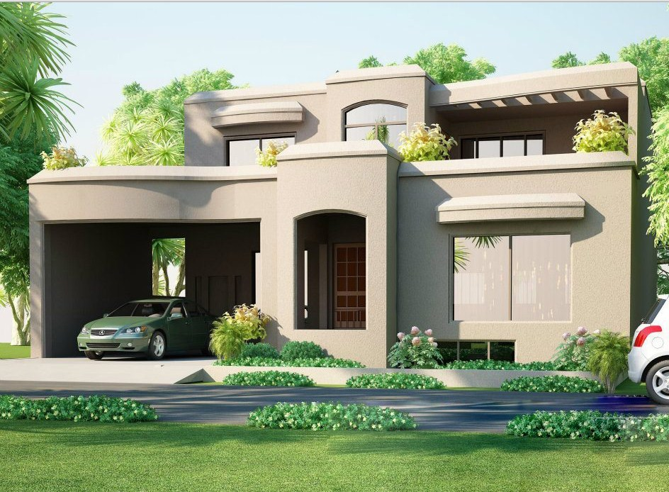 Home Design In Pakistan 1 kanal house design in pakistan 02 Home Design In Pakistan 5