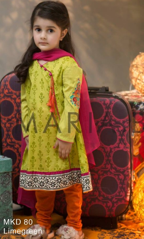 f1654d530 Dresses Collection for Baby Girls 2018 - Top Pakistan