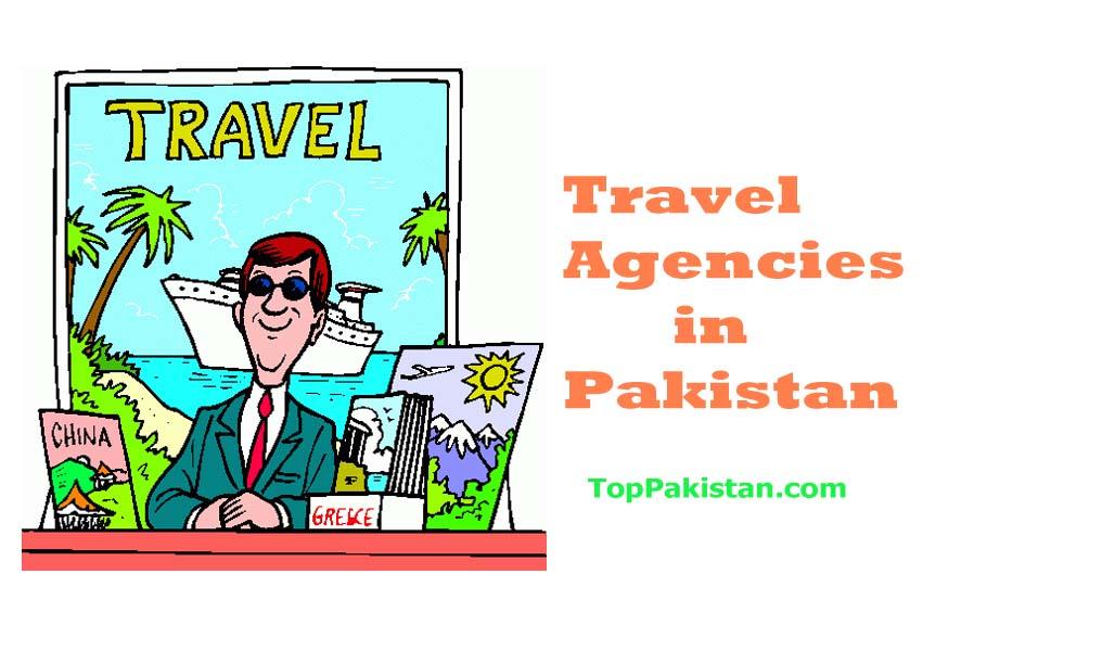 Top 10 Travel Agencies in Pakistan