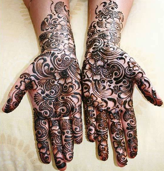 black-color-mehndi-desgin