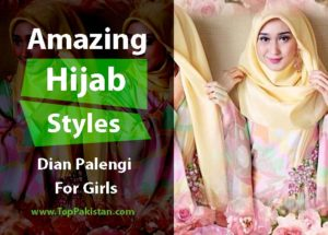 Amazing Tutorial For Dian Pelangi Hijab Styles