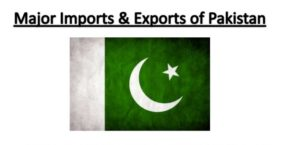 exports of Pakistan
