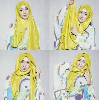 Amazing Tutorial For Dian Pelangi Hijab Styles - Top Pakistan