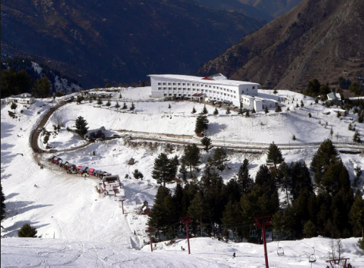 malam-jabba - Hill Station in Pakistan