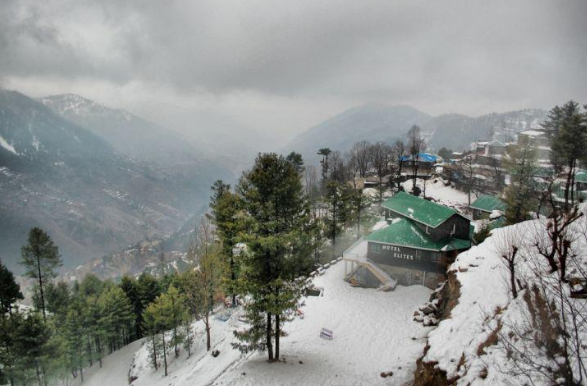 murree - Hill Station in Pakistan