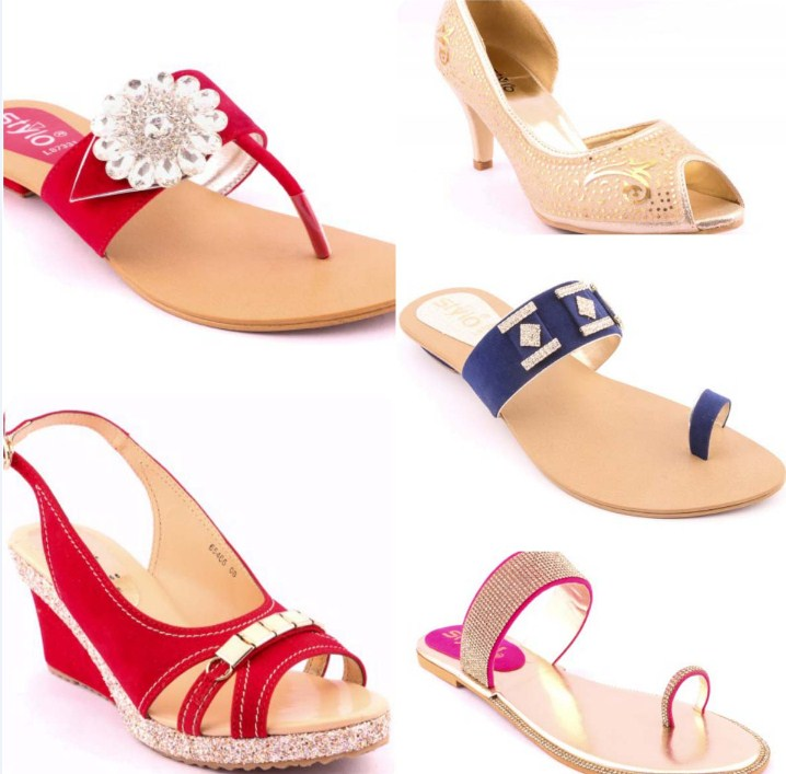 Stylo Shoes Latest Festive Collection 2016
