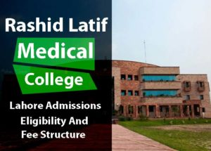 Rashid Latif Medical Complex Lahore