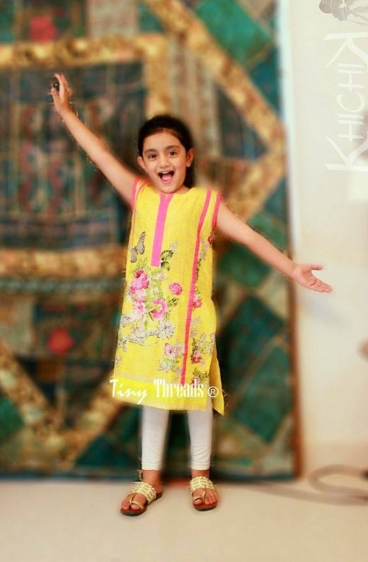 Dresses Collection For Baby Girls 2018 Top Pakistan