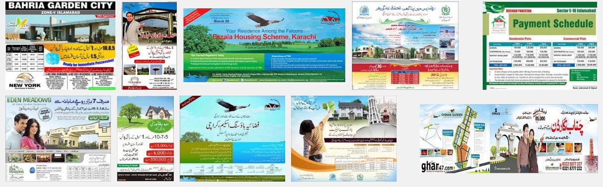 Top 10 Housing Schemes in Pakistan