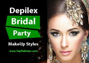 Amazing Bridal Party Make Over By Depilex Salon
