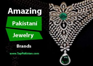 pakistani Jewelry Brands