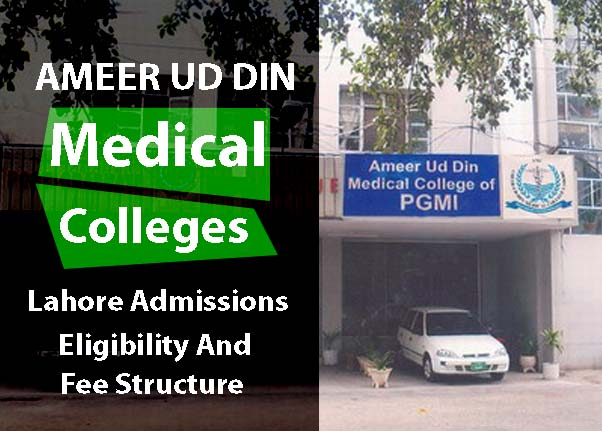Ameer ud Din Medical College Lahore