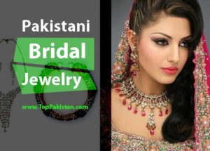 Pakistani Bridal Dresses Jewelry For Casual Clothes
