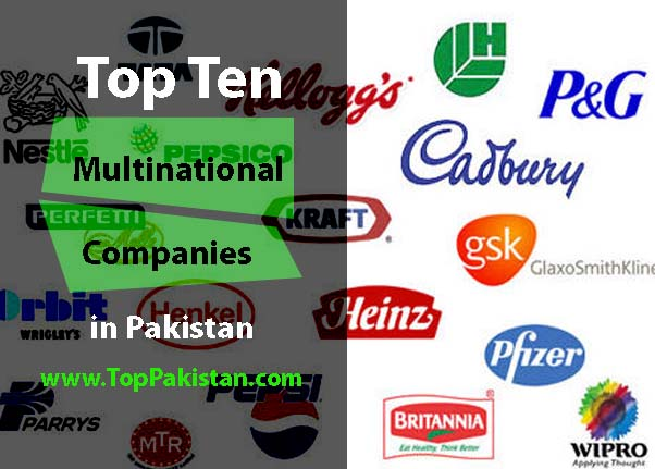 Top Ten Multinational Companies In Pakistan