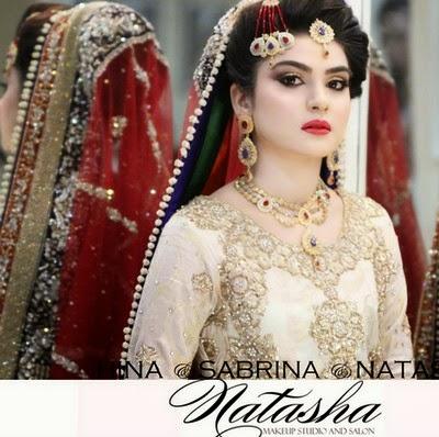 pakistani bridal makeup ideas on red dresses  top pakistan