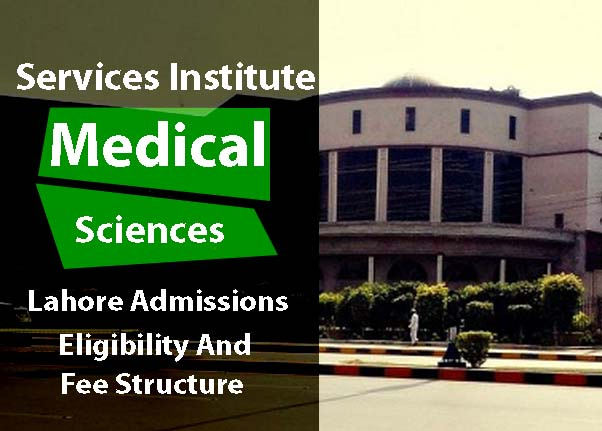Services Institute of Medical Sciences Lahore