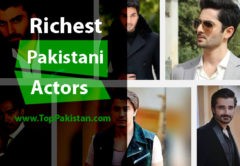 Richest Actors in Pakistan