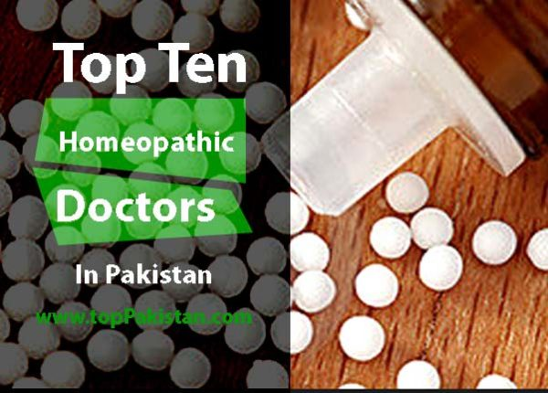 Top Ten Homeopathic Doctors In Pakistan