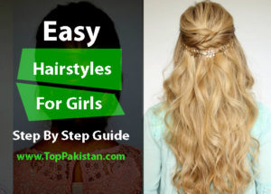 Easy Hairstyles To Do At Home Step By Step Guide