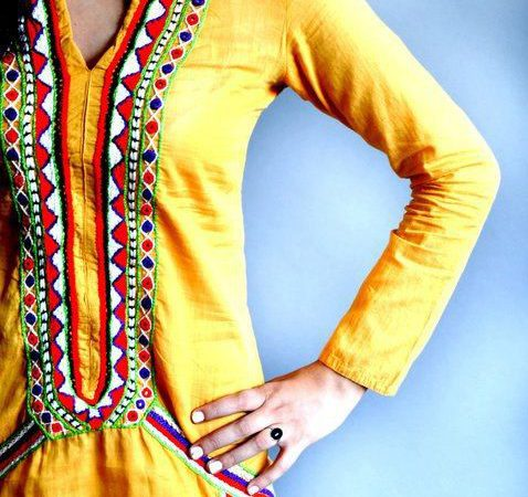 yellow-sindhi-embroidery-dresses-designs