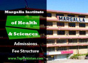 Margalla Institute of Health Sciences Rawalpindi