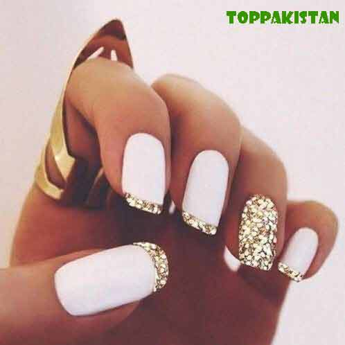 2017-french-manicure-nail-art-for-usa